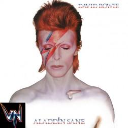 David Bowie [Pre-Venda] – Aladdin Sane - Vinil, LP, Album, RM, 180g