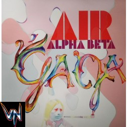 "AIR ‎– Alpha Beta Gaga - Vinil, 12"", Single"