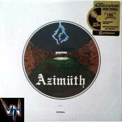 "Azimüth ‎– Azimüth - Vinil, 12"", Album, Limited Edition, Remastered, 180G"