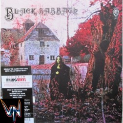 Black Sabbath ‎– Black Sabbath - Vinil, LP, Álbum - 180g