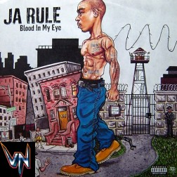 "Ja Rule ‎– Blood In My Eye - Vinil 12"", LP, Álbum"