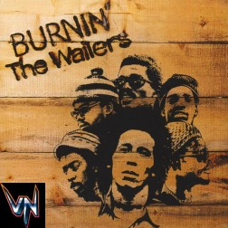 Bob Marley & The Wailers ‎– Burnin' - Vinil, LP, Album, Reissue
