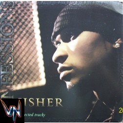 "Usher ‎– Confessions (Selected Tracks) - Vinil 12"", Promo"