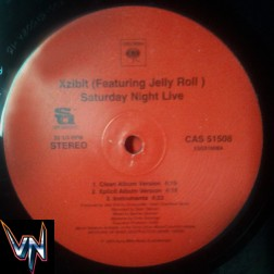 "Xzibit ‎– Saturday Night Live / Criminal Set - Vinil, 12"", 33 ⅓ RPM"