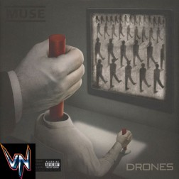 Muse ‎– Drones -  2 × Vinil, LP, Album