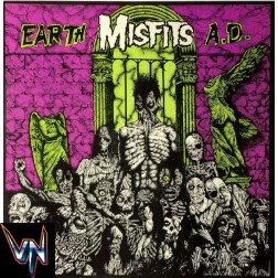 Misfits ‎– Earth A.D. / Wolfs Blood - Vinyl, LP, Album