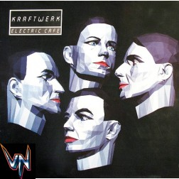 Kraftwerk ‎- Electric Cafe - Vinil, LP, Album, Gatefold