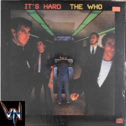 The Who ‎– It's Hard -  Vinil, LP, Album, Reissue, Remastered