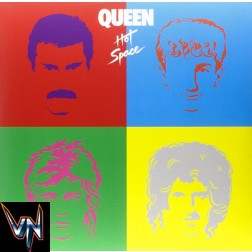 Queen ‎– Hot Space -  Vinyl, LP, Album, Reissue, 180g