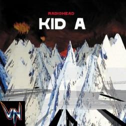 "Radiohead – Kid A - 2 × Vinil, 10"", Album"
