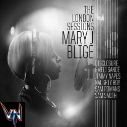 Mary J. Blige ‎– The London Sessions -  2 × Vinil, LP, Gatefold