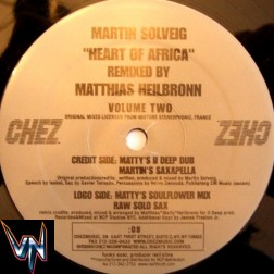 Martin Solveig ‎– Heart Of Africa (Volume 2)