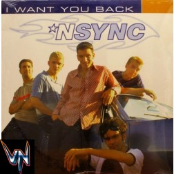 NSYNC ‎– I Want You Back - Vinil 12""