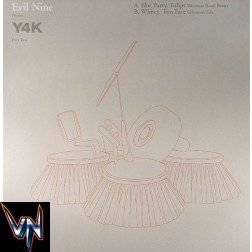 Evil Nine Present: Y4K (Part Two) - Vinil, 12""