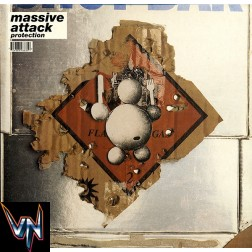 Massive Attack ‎– Protection - Vinil, LP, Album