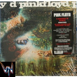 Pink Floyd [Pré-venda] ‎– A Saucerful Of Secrets - Vinil, LP, Album, 180g