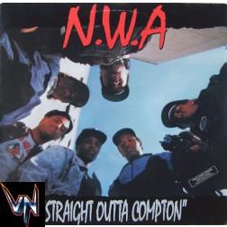 N.W.A [Pré-Venda] – Straight Outta Compton - Vinil, LP, Album