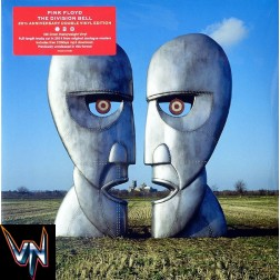 Pink Floyd ‎[Pré-Venda] – The Division Bell 20th Anniversary -  2 × Vinil, LP, Album