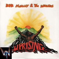 Bob Marley & The Wailers ‎– Uprising - Vinil, LP, Album, Reissue, 180g